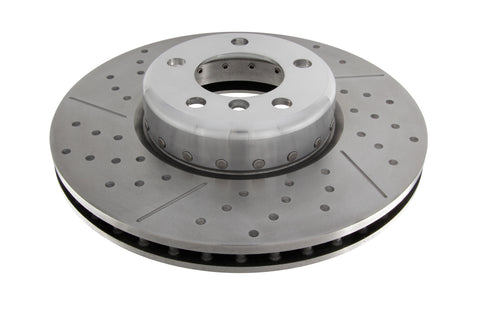 EBC BMW F20 F21 2-Piece Riveted GD Slotted & Dimple Rear Brake Discs (M135i, M140i, M235i & M240i) ML Performance UK