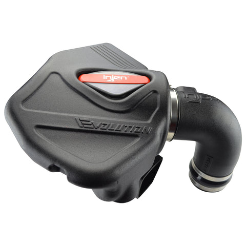 Injen Evolution BMW B58 Roto-Molded Air Intake System With SuperNano-Web Dry Air Filter (M140i, M240i, 340i & 440i)