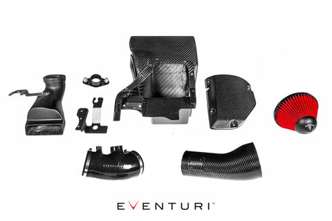 Eventuri HONDA CIVIC FK8 intake system (TYPE R) | ML Performance UK