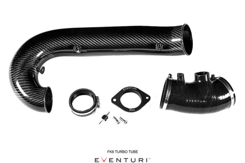 Eventuri Honda FK8 Civic Type R Turbo Tube