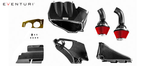 Eventuri Audi C7 Eventuri intake system (RS6 RS7) ML Performance UK