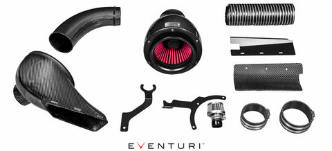 Eventuri Audi Carbon Performance Intake B8 S4/S5 3.0TFSI ML Performance UK
