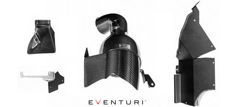 Eventuri BMW B58 Carbon Performance Intake (M140i, M240i, M340i & M440i) ML Performance UK