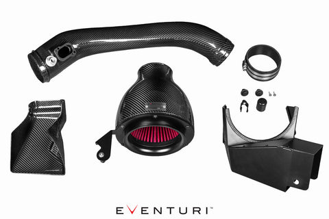 Eventuri BMW Carbon Performance Intake M135i M2 M235i - ML Performance UK