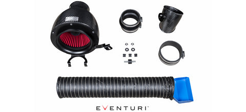 Eventuri Ford intake system (Focus RS) ML Performance UK