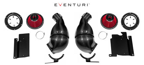Eventuri Lamborghini Huracan Carbon Performance Intake ML Performance UK