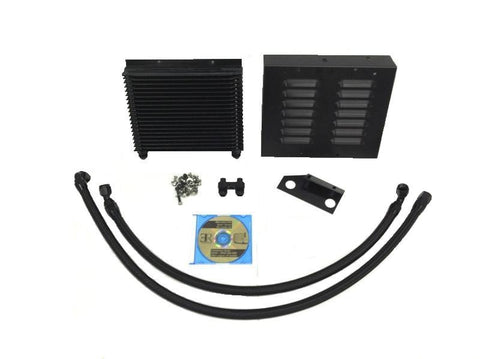 Evolution Racewerks (ER) BMW Sports Oil Cooler Upgrade Kit 135i & 335i (N54/N55) | ML Performance UK