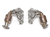 Fabspeed Porsche 981 Boxster/Cayman Sport Headers - ML Performance UK