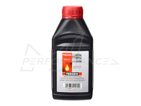 Ferodo DOT 5.1 - HIGH PERFORMANCE ROAD BRAKE FLUID - ML Performance UK