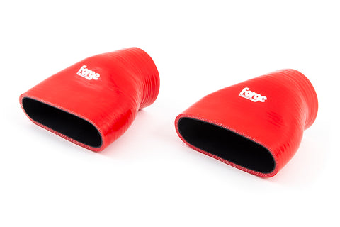 Forge Audi C8 Silicone Inlet Hoses (RS6 & RS7) - ML Performance UK