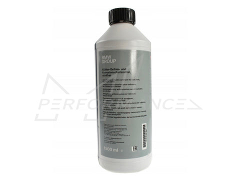 Genuine BMW Radiator Engine Antifreeze & Coolant 1.5 Litre - ML Performance UK