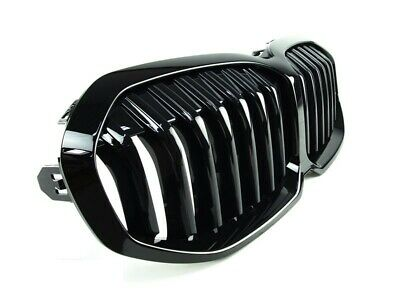 Genuine BMW 1 Series F40 Shadowline Front Kidney Grille (Inc. 116d, 118i, 120dx & M135ix) - ML Performance UK