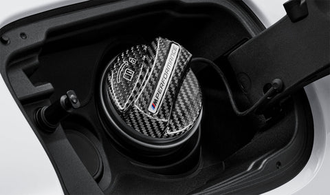 BMW M Performance Carbon Fibre Fuel Filler Cap - ML Performance UK
