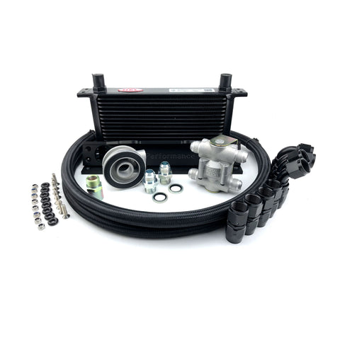 HEL Honda FK2 Civic Type R Performance PRO Oil Cooler Kit - ML Performance UK