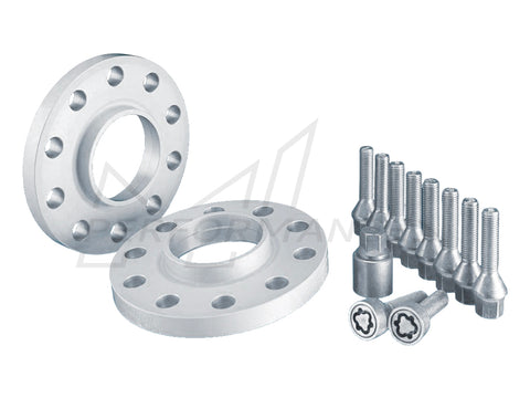 H&R BMW 1356Z4 Series E46 E82 E60 E85 E89 E90 E92 Wheel Spacers, lockers & Bolts (Pair) - ML Performance UK