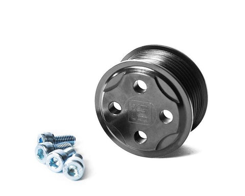 Integrated Engineering Audi 3.0T B8 B8.5 C7 C7.5 Supercharger Pulley Upgrade 4-Bolt Style (S4, S5, A6 & A7) ML Performance UK