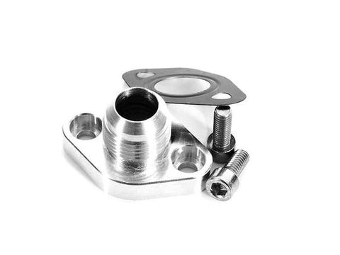 Integrated Engineering Audi Volkswagen 1.8T 2.0T Oil Drain Line Adapter Flange ML Performance UK