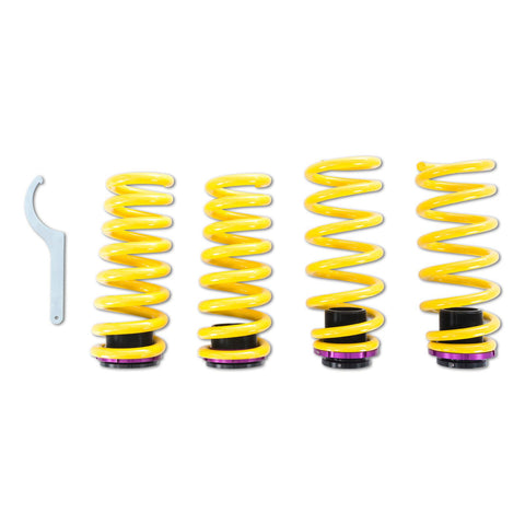 KW Maserati Height Adjustable Spring Kit (Ghibli & Quattroporte) - ML Performance UK