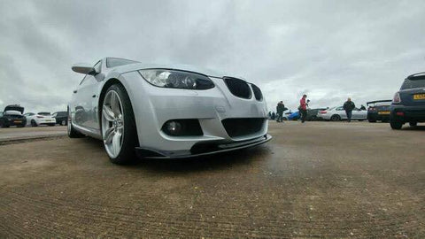 M-Force BMW E90 E92 Front Splitter for M3 Style Replica Bumper