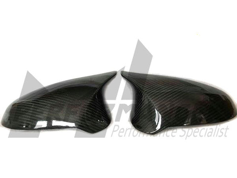 MForce BMW F80 M3 & F82 M4 Carbon Fibre Mirror Covers (Pair) - ML Performance UK