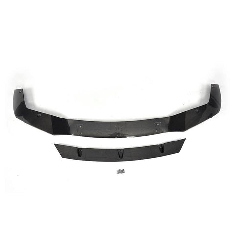 MForce BMW M Series F87 M2 Front Carbon Splitter - ML Performance UK