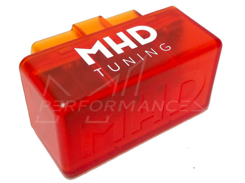 MHD BMW XHP Bimmercode Wireless OBDII Wifi Flash Adapter - ML Performance UK