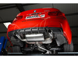 "MillTek BMW N20 3"" Full Exhaust System 3 Series F30 328i M sport - ML Performance UK"