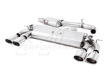 MillTek Volkswagen MK7 & MK7.5 Golf R Cat-Back Exhaust (Non-GPF Equipped Models Only) - ML Performance UK