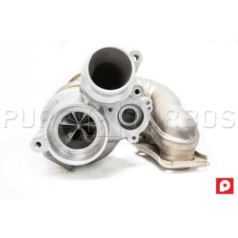 Pure Turbos BMW N20 N26 Stage 2 Turbo Upgrade - ML Performance Uk