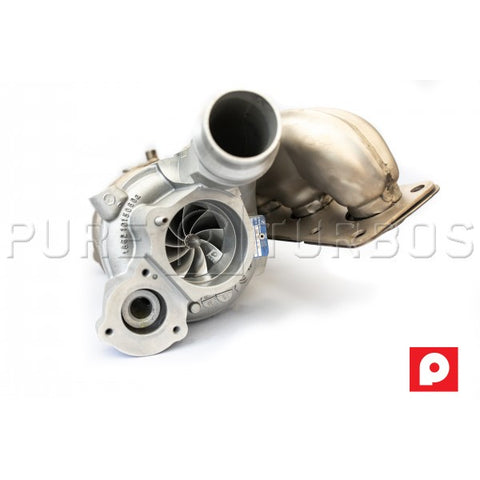 Pure Turbos BMW N55 Stage 2 Turbo Upgrade (135i & 335i) - ML Performance UK