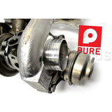 Pure Turbos BMW N54 Strage 2 Upgraded Hybrid Turbos (135i & 335i) - ML Performance UK