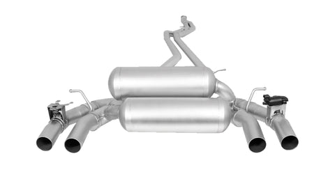 Remus BMW F87 M2 Sport Cat- Back Exhaust System - ML Performance UK
