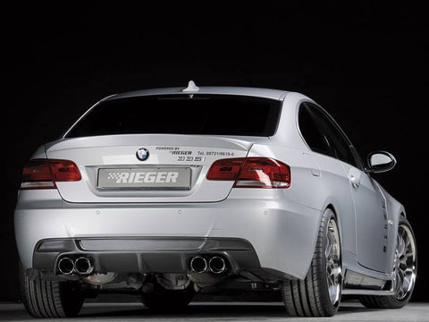 Rieger BMW Rear Quad Diffuser E92 E93 335i (M Sports) - ML Performance UK