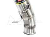 Supersprint BMW F87 M2 Catless Downpipe - ML Performance UK