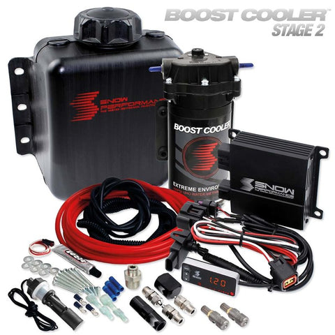Snow Performance BMW Boost Cooler Stage 2 Water Injection - ML Performance UK