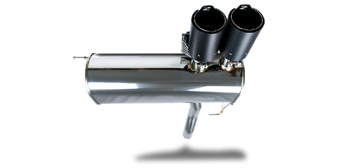 Stone Exhaust MINI B48 F55 F56 Cooper S Cat-Back Valvetronic Exhaust System - ML Performance UK