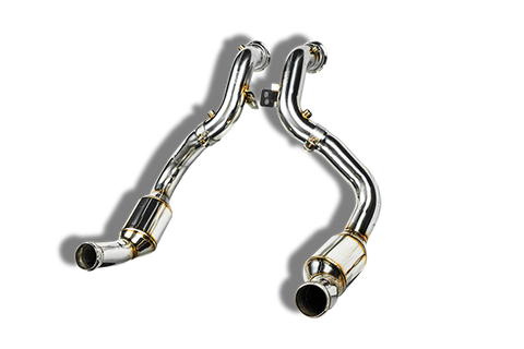 Stone Exhaust Mercedes-Benz AMG W/C/S205 C63S Eddy Catalytic Downpipe - ML Performance UK