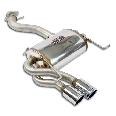 Supersprint BMW N51 N52 N53 E92 E93 Performance Silencer/Muffler Exhaust System 3 Series (323i, 325i(x), 328i, 330i(x)) - ML Performance UK