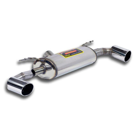 Supersprint BMW N55/B58 Rear Exhaust & 100mm Tailpipes (M135i & M140i) ML Performance UK