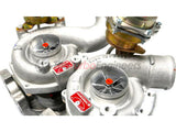 TTE Audi 2.7T Turbocharger Upgrade TTE600 (RS4, S4 B5 & A6) - ML Performance UK