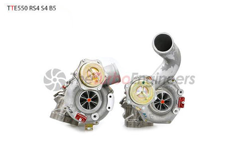 TTE Audi 2.7T Turbocharger Upgrade TTE550 (RS4 B5) ML Performance UK
