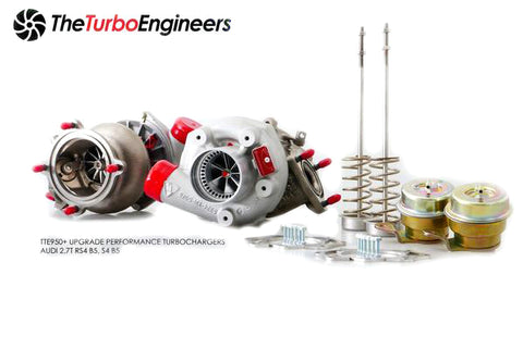 TTE Audi 2.7T Turbocharger Upgrade TTE950+ (RS4 B5) ML Performance UK