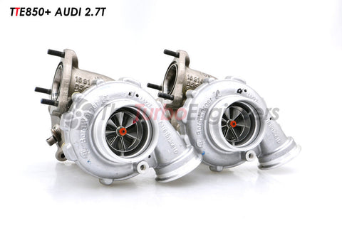 TTE Audi 5.0T Turbocharger Upgrade TTE850+ (RS6 V10 C5) ML Performance UK