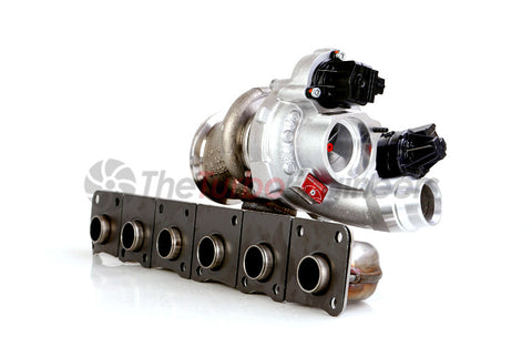 TTE BMW Hybrid Turbocharger Upgrade TTE460 M135i, M235i, 335i & 435i (N55) - ML Performance UK