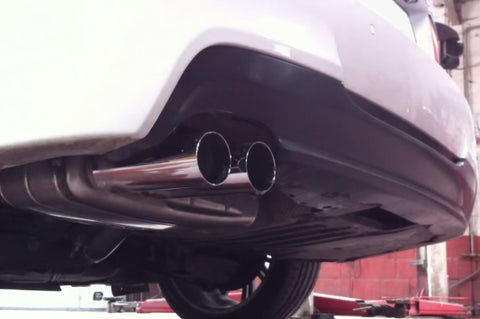 Genuine BMW Parts Performance Silencer/Muffler Exhaust System 3 Series E90 E91 316d 318d 320d (N47, M47)