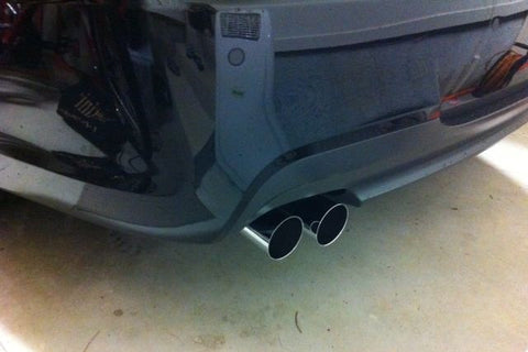 Genuine BMW Parts Performance Silencer/Muffler Exhaust System 3 Series E90 E91 325i (N52 Auto, N53)
