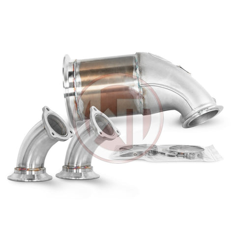 Wagner Audi B9 300CPSI EU6 Downpipe Kit (S4 & S5 3.0TFSI) | ML Performance UK