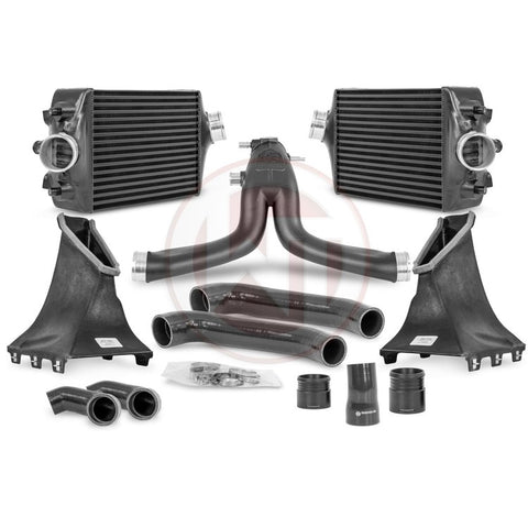 Wagner Porsche 991.1 Turbo(S) Competition Intercooler * Y-Pipe Kit - ML Performance UK