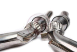 Audi S4RS4A6 2.7T Downpipes for Wagner Exhaust Manifolds - ML Performance
