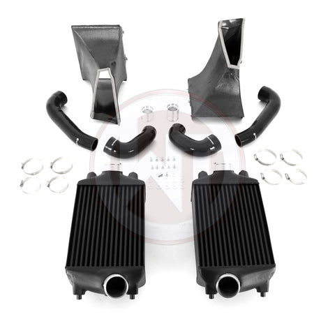 Wagner Porsche 991 Turbo(S) Competition Intercooler Kit - ML Performance